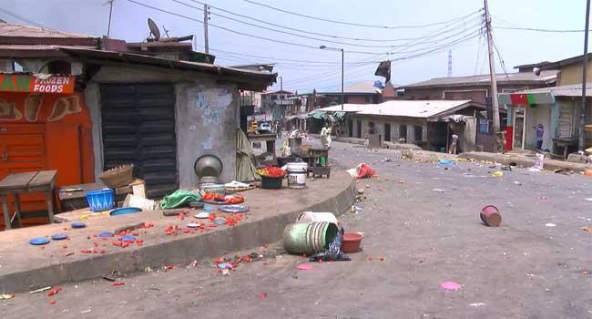 Mile 12: Police Promise Security As Calm Returns To Agiliti
