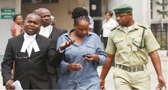 Money Laundering: South African Lady To Forfeit $374,355.00 To FG