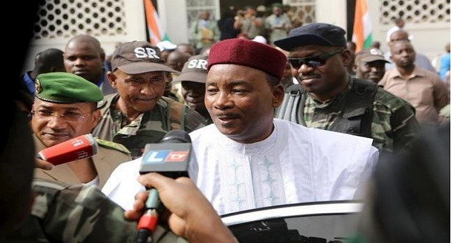 Partial Niger Election Results Show President Heading For Victory