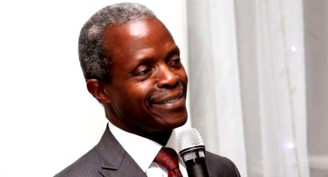 Yemi Osinbajo, World Cup, Super Eagles, Algeria