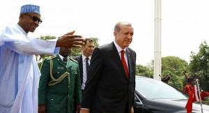 Recep-Tayyip-Erdogan Muhammadu Buhari