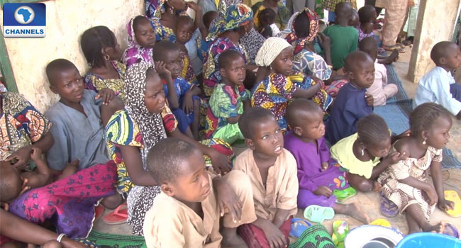 61 Infants Hospitalized As Shettima Orders Special Care For Rescued Persons