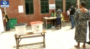 Election in Nigeria