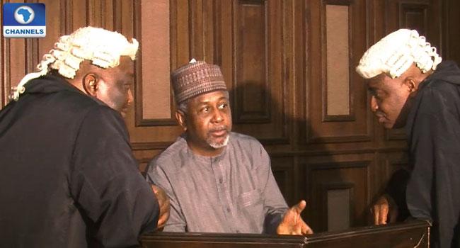 ECOWAS Court Declares Dasuki's Detention Unlawful