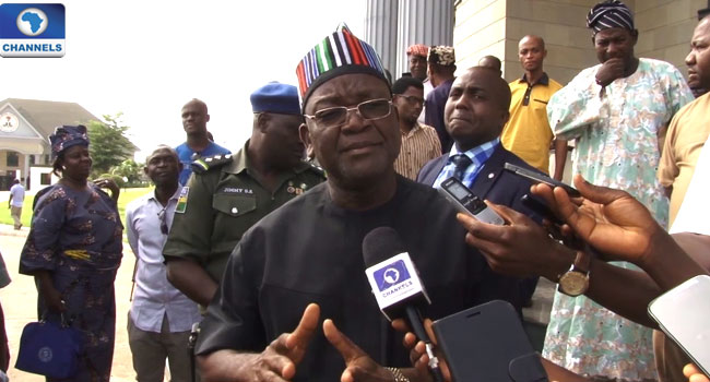 Benue Govt. Beefs Up Security Ahead Of Herdsmen Crisis