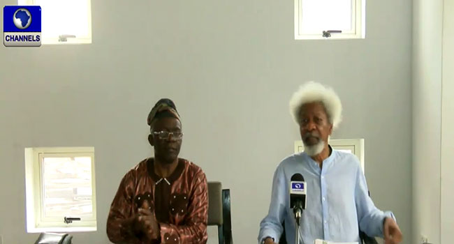 Soyinka, Falana Demand Better Welfare For Nigerian Child