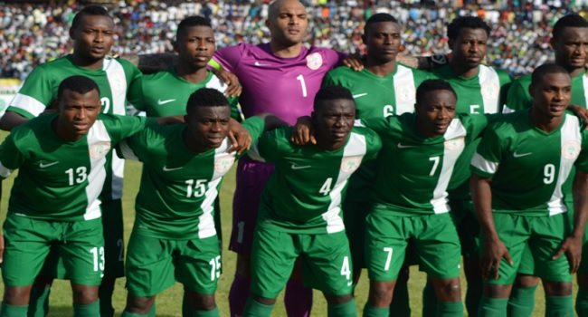 Super Eagles Squad For Zambia Clash Released
