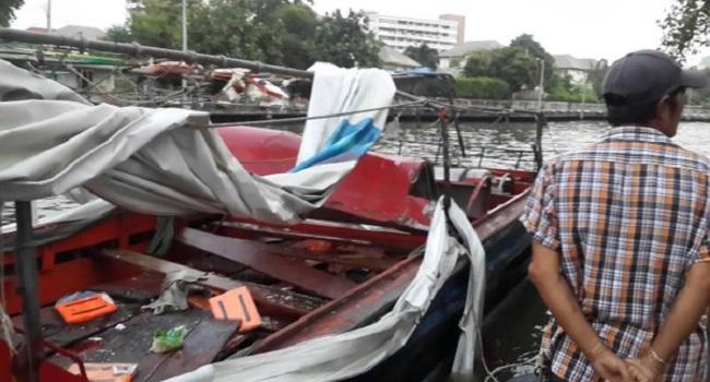 Bangkok Boat Explosion Injures More Than 50 Passengers