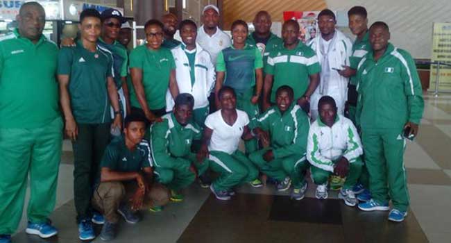 Nigerian Wrestlers On The Verge Of Olympics Qualification