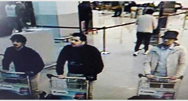 Man Charged With Terrorist Offences Over Brussels' Attacks
