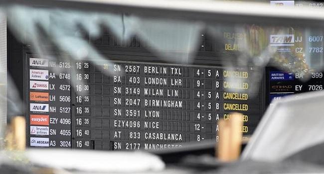 Third suspect In Brussels Airport Blasts Identified: Media