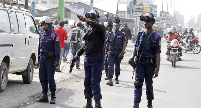 Police Beef Up Security Ahead Of Sallah Celebrations