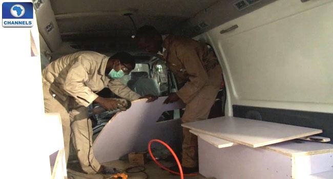 120 Ex-Militants Graduate From Auto Mechanical Training