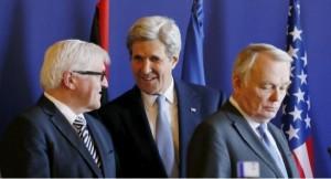 Syria peace talk