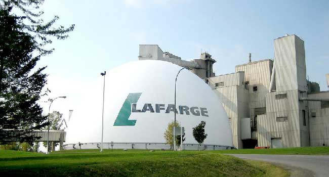Lafarge Unveils 2016 Outlook, Confident In Nigeria's Growth Potential