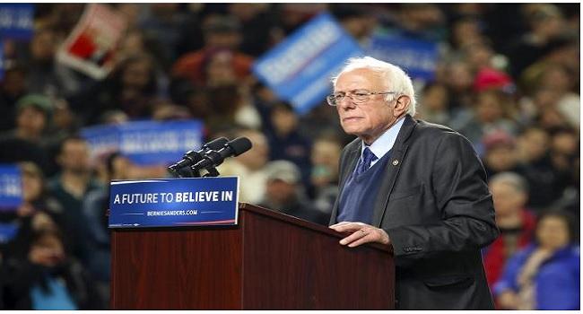 Bernie Sanders Wins Washington, Alaska And Hawaii