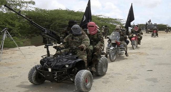 Somali Islamists Say Base Attacked, One Of Their Fighters Killed