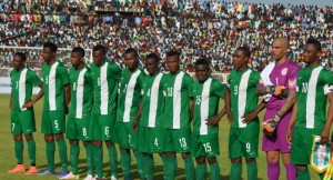 Super Eagles-Salisu Yusuf-Eagles Friendlies