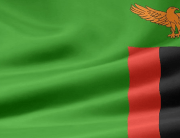 A file photo of the Zambian flag.