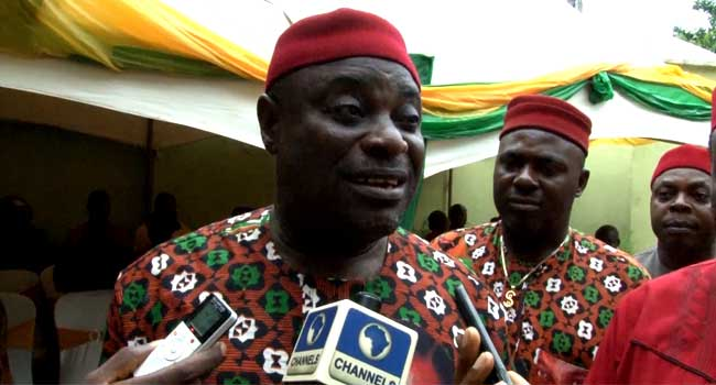 APGA National Chairman Wades Into Orumba North Crisis