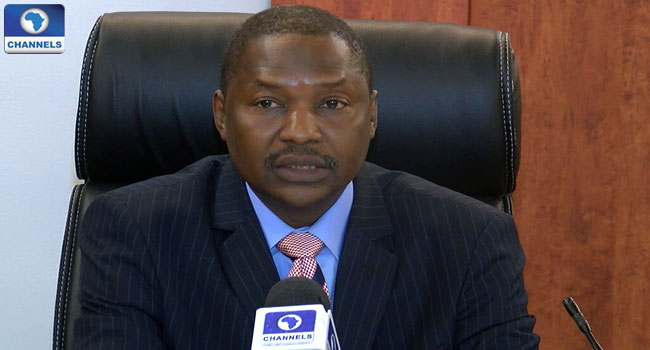 Senate's Allegation Of 'Coup Against Legislature' Is Falsehood – AGF