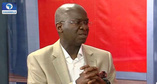 Budget Delay Is Regrettable – Fashola