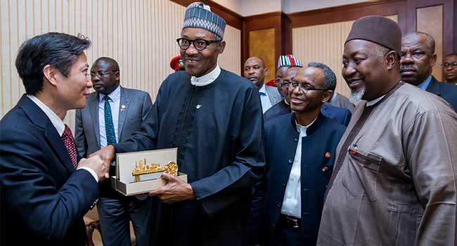We'll Build Resilient Nigerian Cities – President Buhari