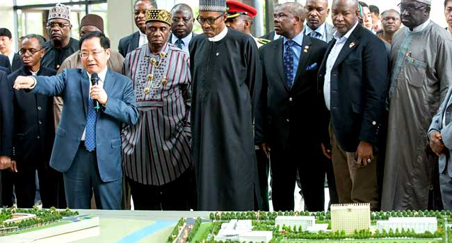 Buhari-China-Free-Trade-Zone