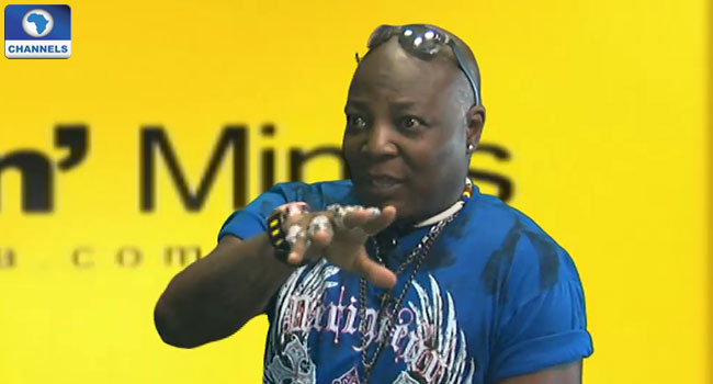 I Am Attention Walking On The Street, Charly Boy Says