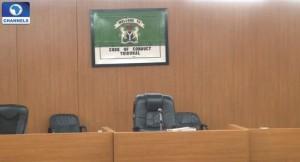 Code of conduct tribunal on Saraki trial