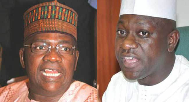 2016 Budget: Goje, Jibrin Appeal To Colleagues For Resolution