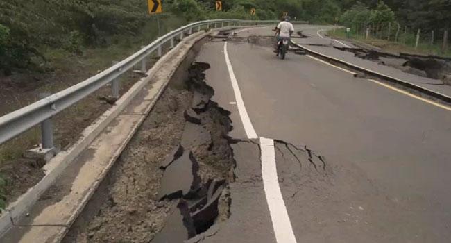Earthquake Kills Two In Guatemala, Shakes Mexico