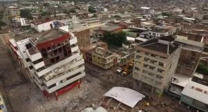 Powerful Earthquake Shakes Guatemala, El Salvado