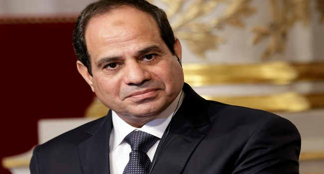 President Sisi Warns Egypt Against Protests