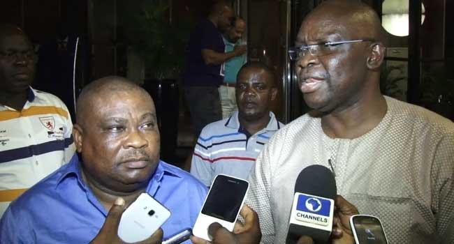 Ekiti Politics: Fayose Leads, I Follow – Aluko