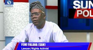 Nigerians Need To Know Buhari's Health Status – Falana