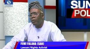 Nigerians Need To Know Buhari's Health Status – Falana