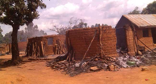 Herdsmen Attacks: Olonisakin Assures Benue Residents Of Rehabilitation