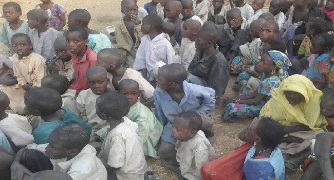 UNICEF Frees 876 Children Held For Possible Boko Haram Ties