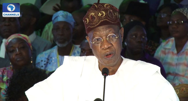 FG Dismisses Reported Appointment Of New Boko Haram Leader