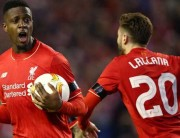 Liverpool, Stoke City, League