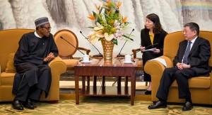 Muhammadu-Buhari-China-visit