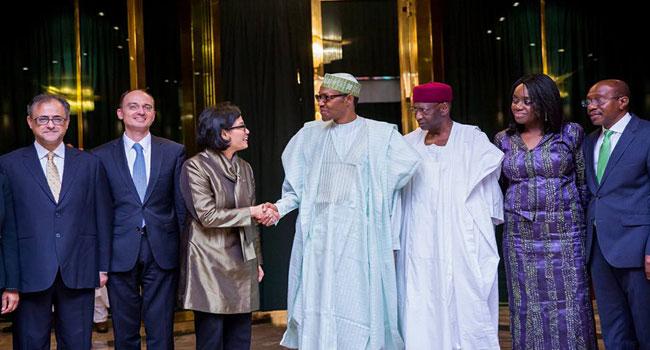 Buhari Urges World Bank To Hasten Return Of Stolen Funds