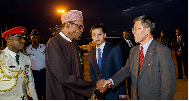 Buhari Heads To China To Secure 'Greater Support' For Development