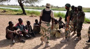 Boko Haram, Troops, Army