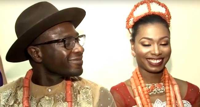 Metrofile: Nnei Opia Weds Ibrahim Clark