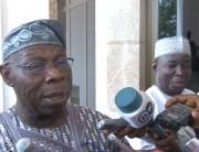 Olusegun Obasanjo, PDP, Party, Ali Modu Sheriff