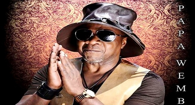 Congolese Music Star, Papa Wemba, Dies On Stage