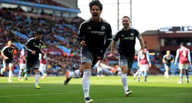 Pato Scores On Debut As Chelsea Beat Villa 4-0