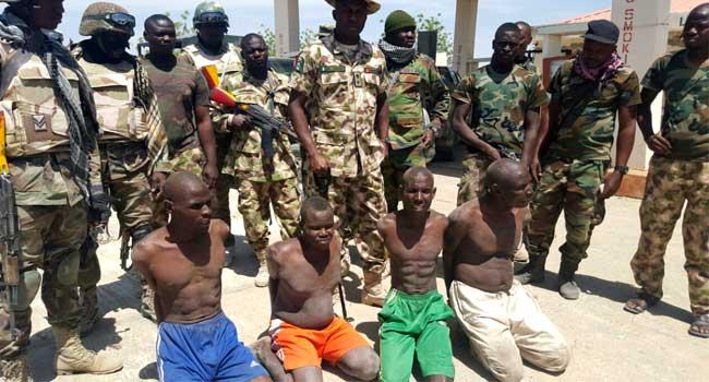 Army Gives Breakdown Of Released Suspected Members Of Boko Haram